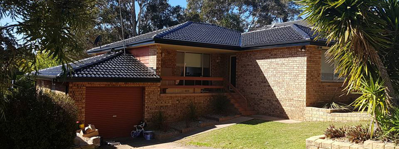OzPix Discount Roof Restoration Campbelltown