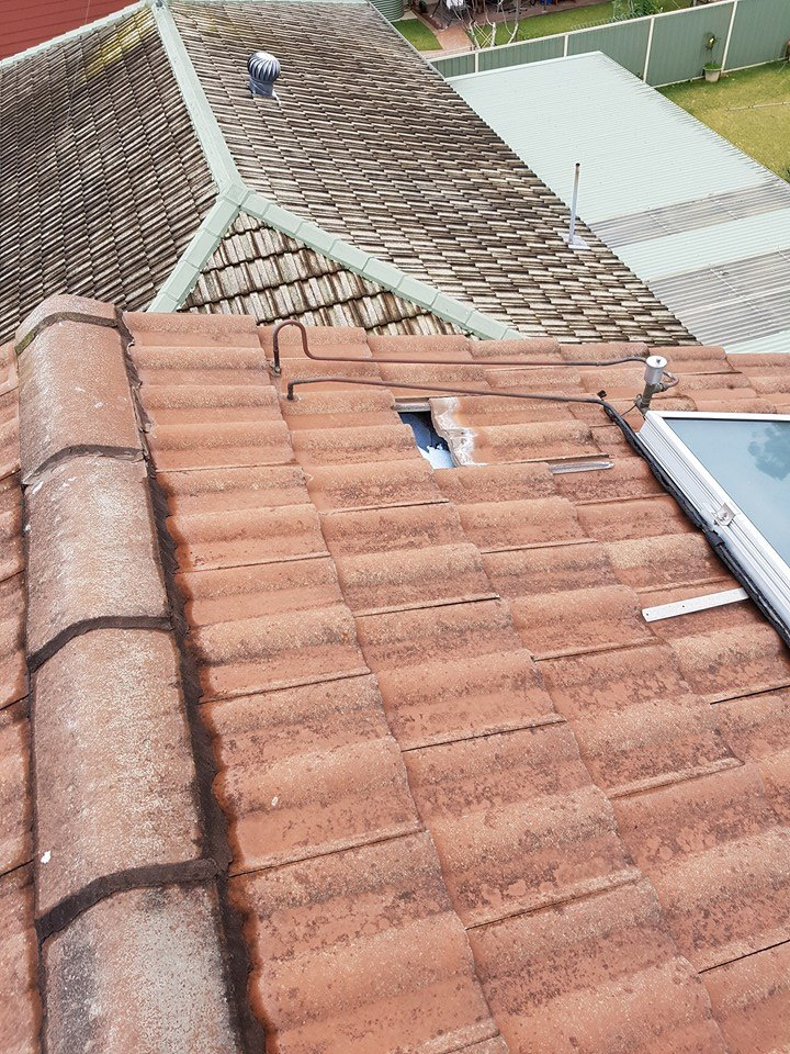 OzPix Leaking Roof Repairs Sydney