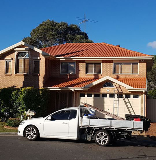 Modern Roof Restoration Sydney by OzPix Discount Roof Restore