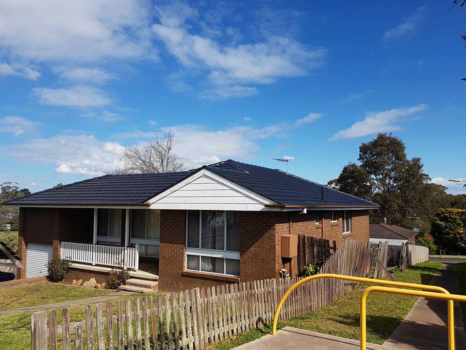 OzPix Roof Restoration Wollongong